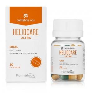 Heliocare Ultra Oral Integratore Alimentare 30 Capsule