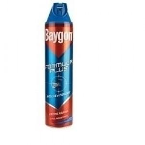 Insetticida baygon mosce&zanzare plus 400 ml
