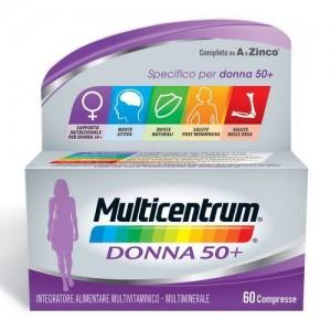 Multicentrum Donna 50+ 60 Compresse