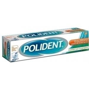Polident equilibrio adesivo per protesi dentaria 40 g