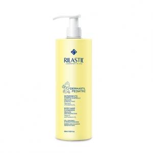 Rilastil Dermastil Pediatric Detergente Corpo-Capelli 250 ml