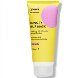 Goovi Hungry Hair Mask Maschera Ristrutturante Nutre e Illumina 100ml