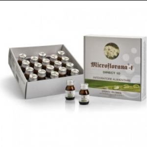 Named Microflorana-F Direct-10 20 Flaconcini Monodose 20x25ml