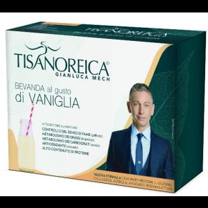 Tisanoreica Bevanda Vaniglia 4x28g