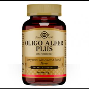 Solgar Oligo Alfer Plus 90  capsule vegetali