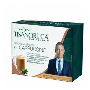 Gianluca Mech Tisanoreica Bevanda Cappuccino 4x28,5g
