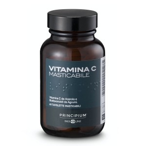 Biosline Vitamina C Principium 60 tavolette masticabili