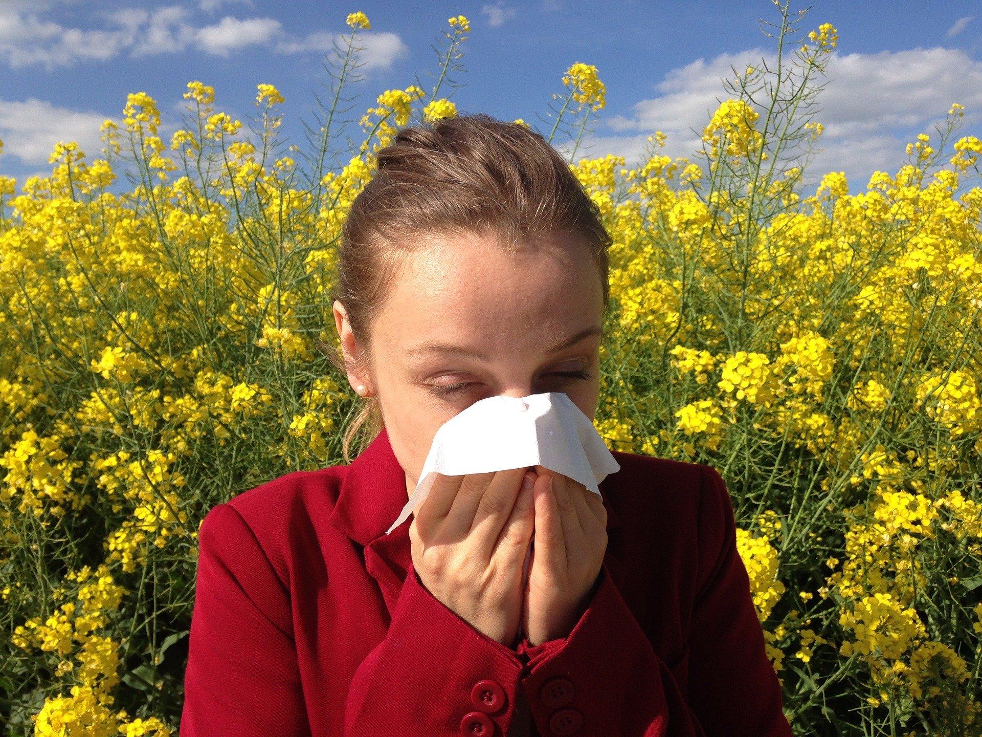 Allergie di primavera: cosa sono e come curarle