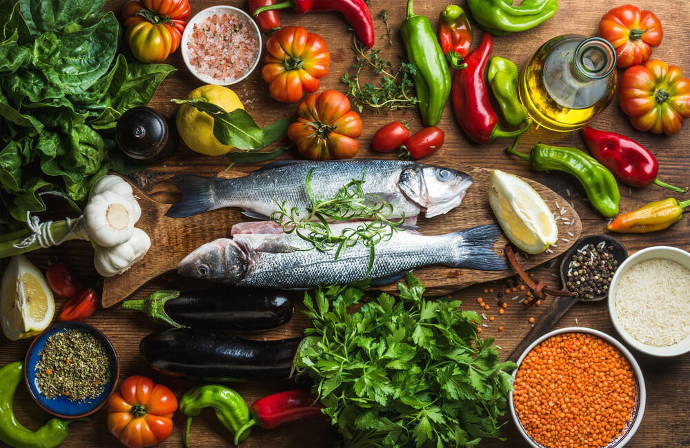 Dieta mediterranea: perché è la migliore al mondo